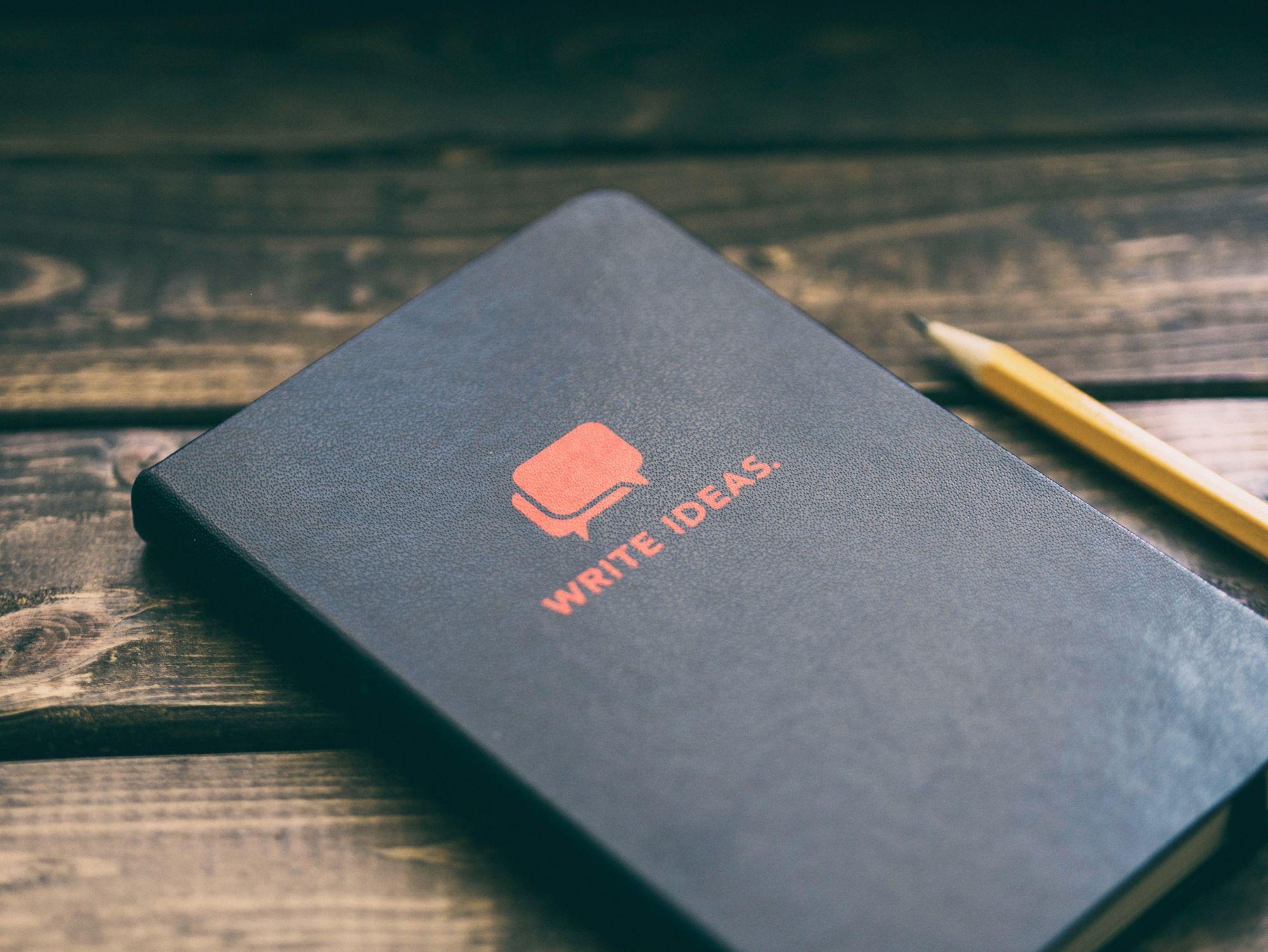 Založte si spisovatelský deník