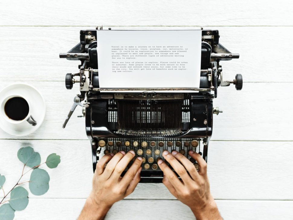 Pište i do šuplíku