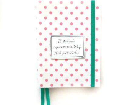 Rozepiš se s 21denním spisovatelským zápisníkem