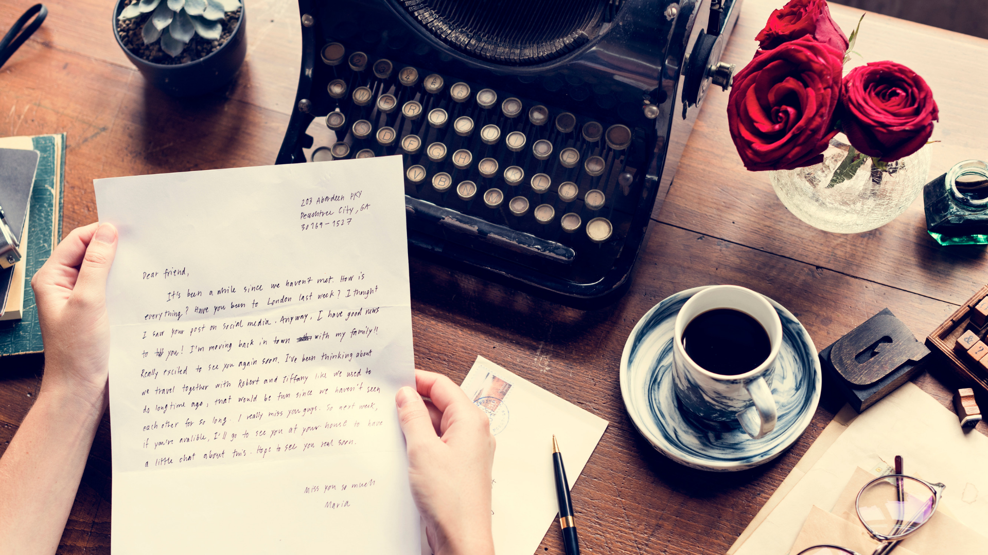 Jak psát o sobě a své rodině