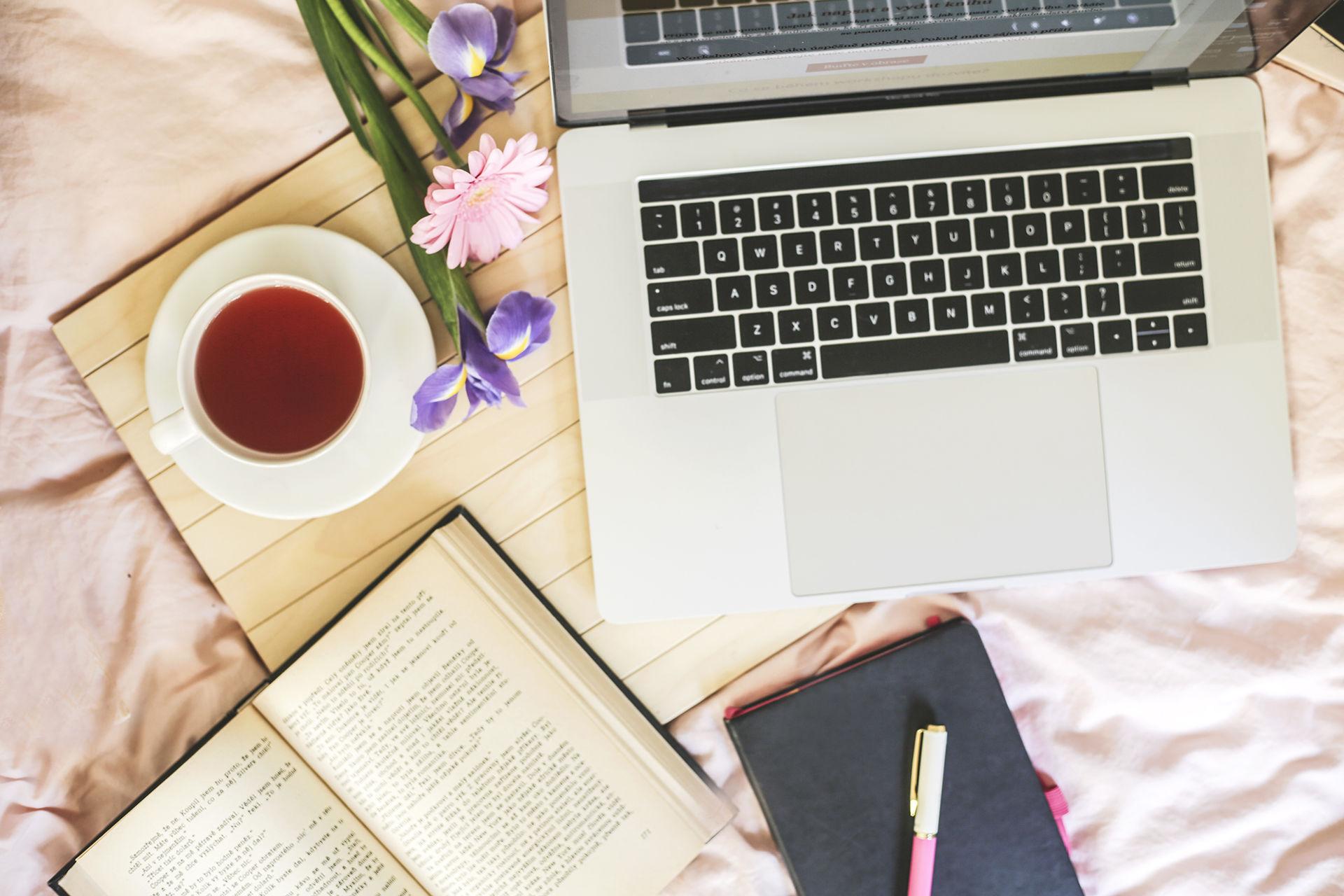 Začněte psát sonline kurzem tvůrčího psaní