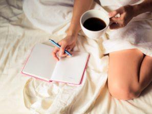 5 důvodů proč psát každý den
