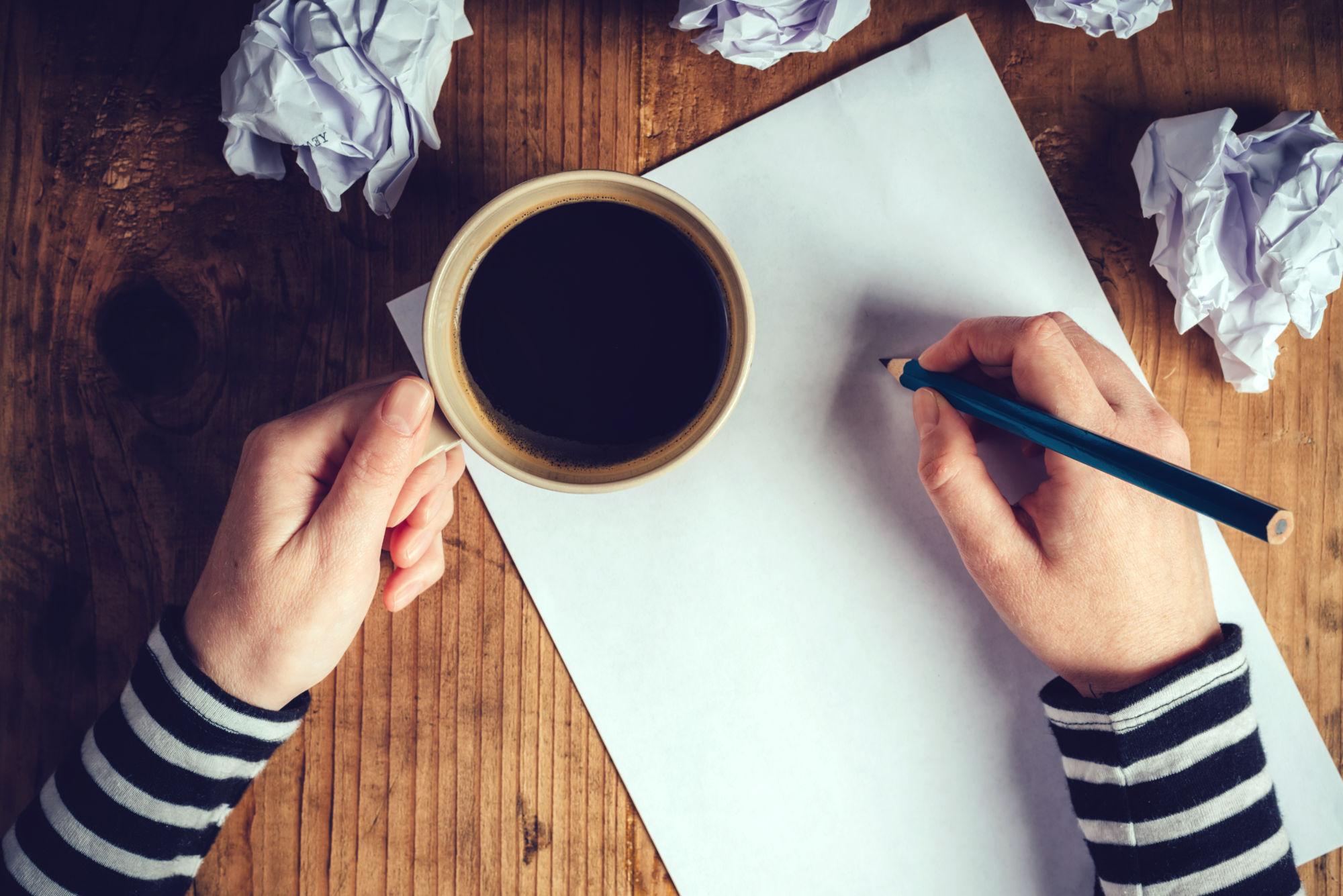 Posuňte své psaní skurzem tvůrčího psaní