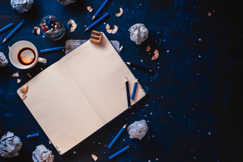 Přijďte psát atvořit