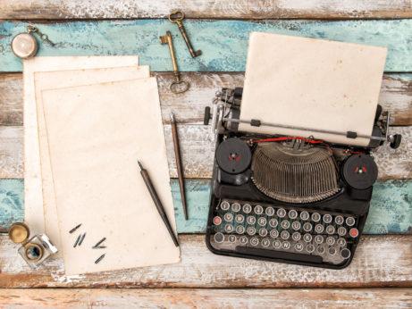 Tipy slavných spisovatelů