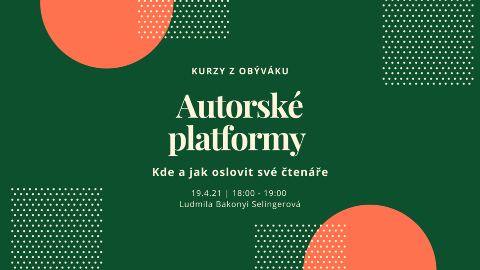 Autorské platformy