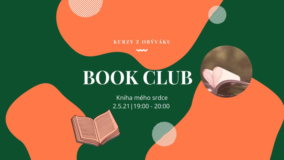 Book club: kniha mého srdce